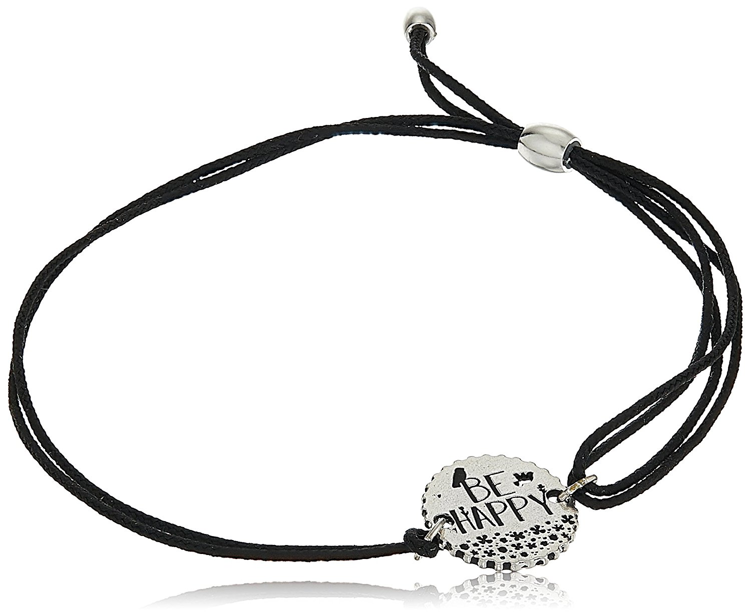 Alex and Ani Womens Kindred Cord Be Happy Bracelet